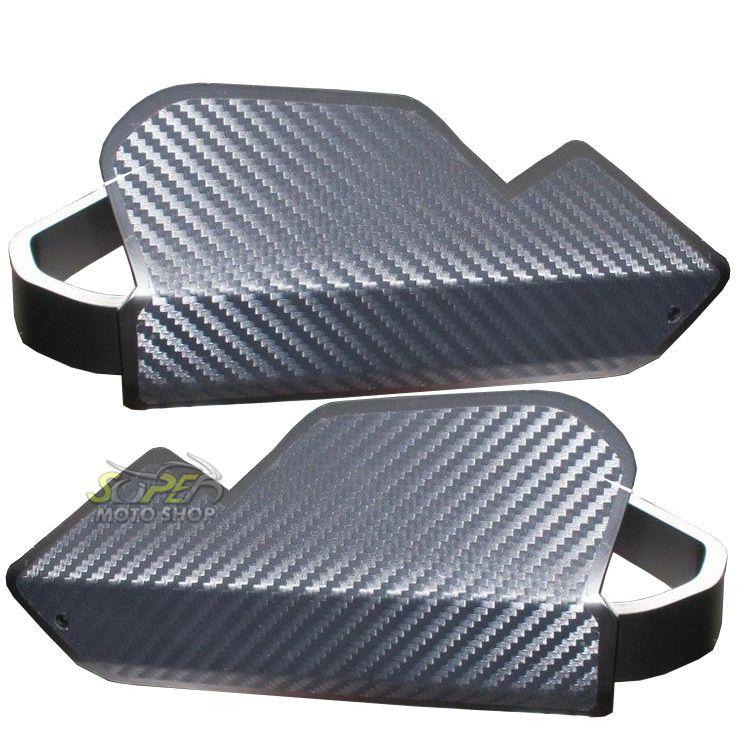 Protetor de Mão Livi Modelo com Adesivo em Fibra - G 310 GS - BMW