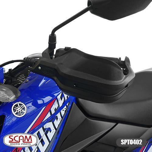 Protetor de Mão / Punho Modelo Scam - Crosser XTZ 150 - Yamaha