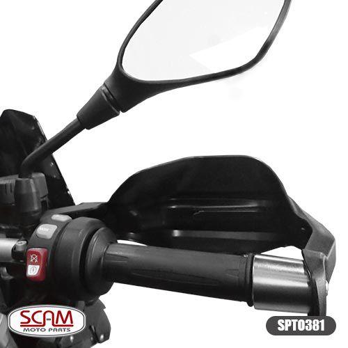 Protetor de Mão / Punho Modelo Scam - F 800 / 700 GS & Adventure - BMW