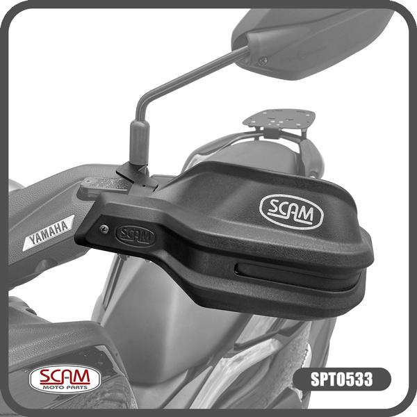 Protetor de Mão / Punho Modelo Scam - NMax 160 todos os anos - Yamaha