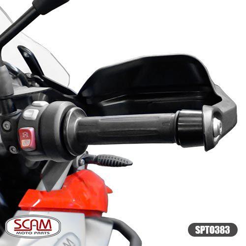 Protetor de Mão / Punho Modelo Scam - F 750 GS / F 850 GS / Adventure  / R 1200 GS / Adventure / R 1250 GS / Adventure - BMW
