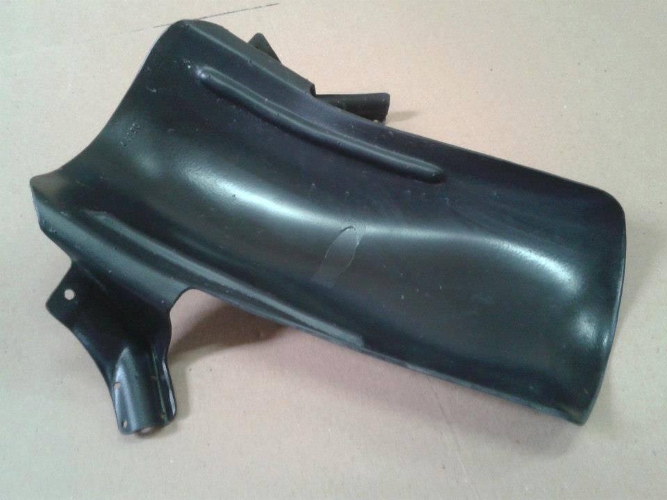 Protetor de Mola Modelo Criativa Fibra - F 800 GS ano 2008 até 2018 - BMW