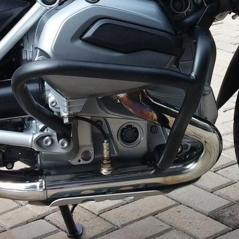 Protetor de Motor / Cilindro Livi - GS 1200 R ano 2013 em diante - BMW