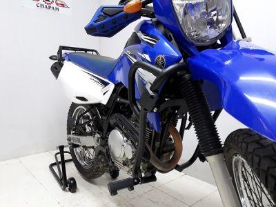 Protetor de Motor e Carenagem Chapam Preto Com Pedais - Lander XTZ 250 até 2018 - Yamaha