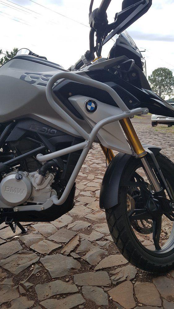 Protetor de Motor e Carenagem Livi Preto Fosco - G 310 GS - BMW