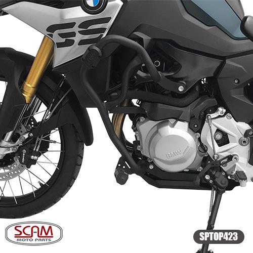 Protetor de Motor / Carenagem Scam Com Pedaleira - F 850 GS / F 750 GS - BMW