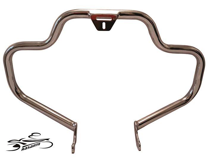 Protetor de Motor / Mata Cachorro Rasante Modelo Moustache - Touring Road King ano 2009 até 2013 - Harley Davidson
