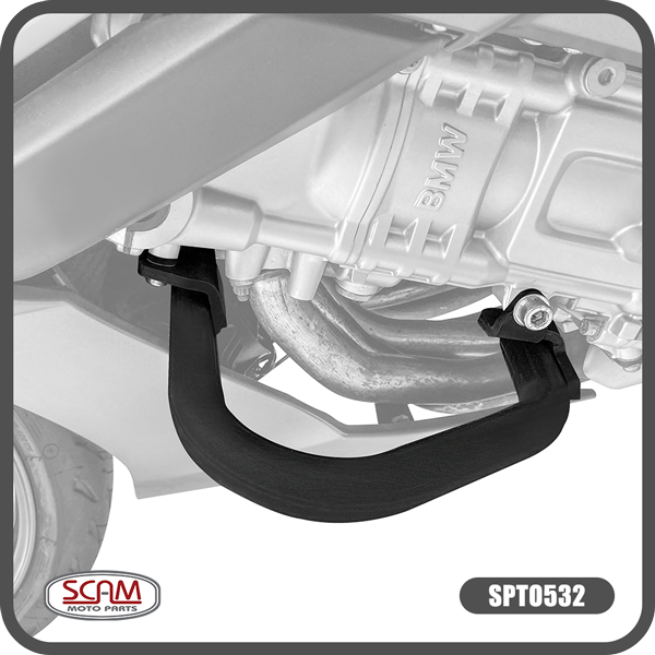 Protetor de Motor / Mata Cachorro Scam - K 1600 GT / GTL - BMW