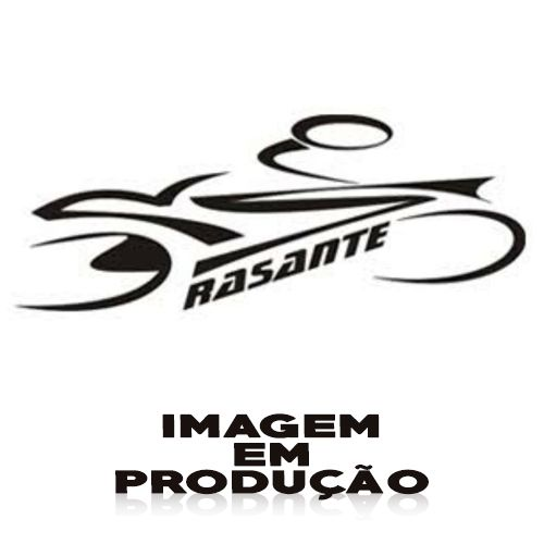 Sissy Bar / Encosto Removível c/ Bagageiro Modelo Tubular Rasante - HD Dyna Switchback até 2017 - Harley Davidson