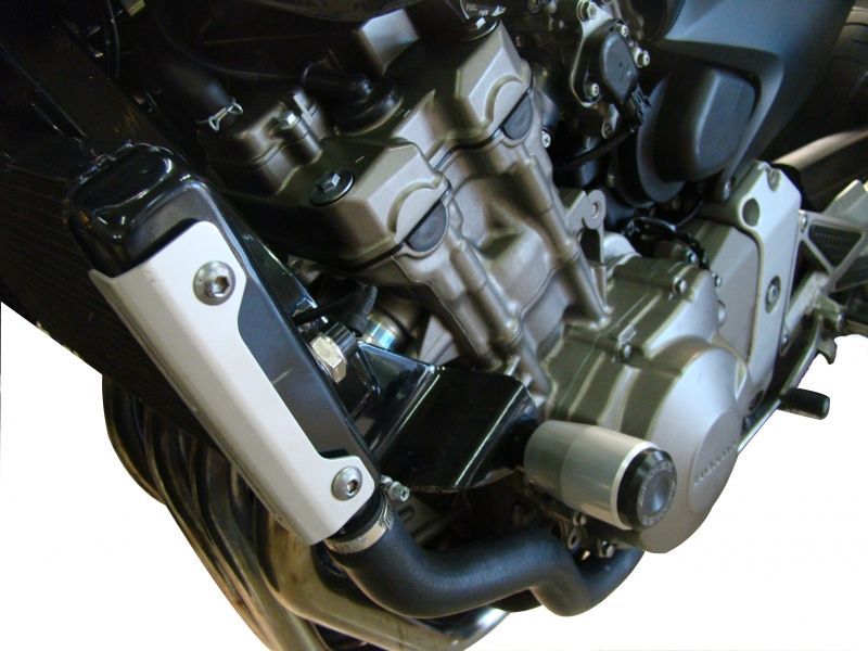 Slider Dianteiro Anker Anodizado - Hornet CB 600 F até 2007 - Honda