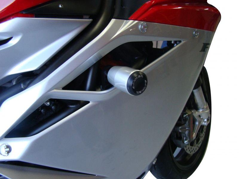 Slider Dianteiro Anker Anodizado - F4 1000 - MV Agusta