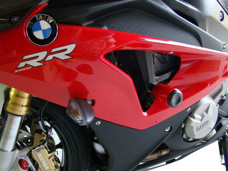 Slider Dianteiro Anker Anodizado - S 1000 RR ano 2012 até 2014 - BMW