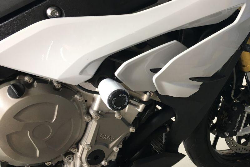 Slider Dianteiro Anker Anodizado - S 1000 XR ano 2017 em Diante - BMW