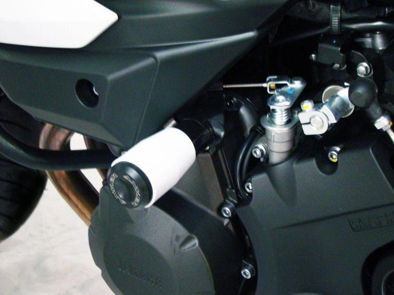 Slider Dianteiro Anker Anodizado - XJ6 N ano 2013 em Diante - Yamaha