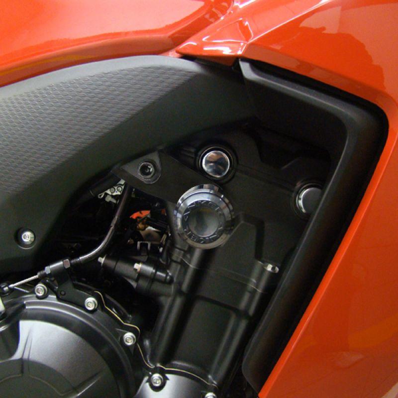 Slider Dianteiro Anker - CBR 500 R ano 2014 até 2016 - Honda