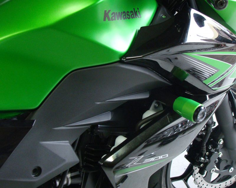 Slider Dianteiro Anker - Z 300 - Kawasaki