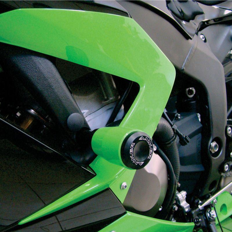 Slider Dianteiro Anker - ZX 6R / 636 ano 2013 até 2015 - Kawasaki