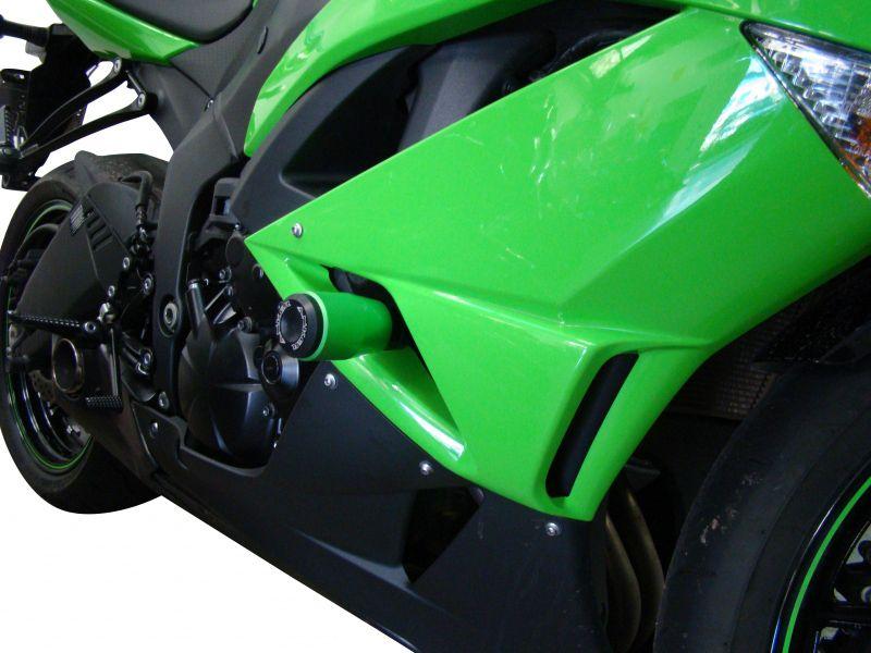 Slider Dianteiro Anker - ZX 6R ano 2009 até 2012 - Kawasaki