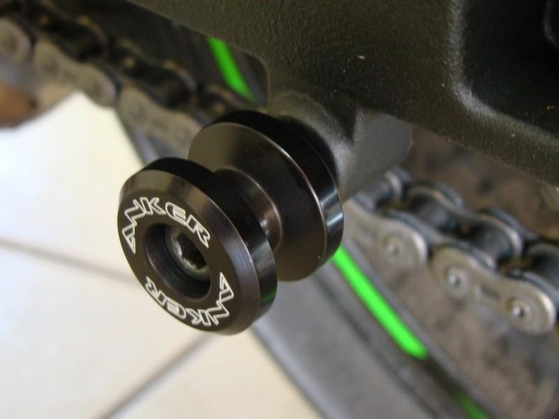 Slider Traseiro / Balança Anker Modelo M8X37 mm Preto - Universal