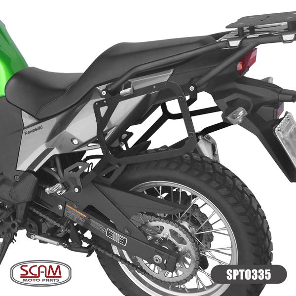 Suporte para Bau / Bauletos Lateral Scam - Versys 300 - Kawasaki