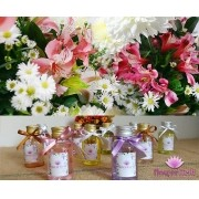 Difusor de Ambiente com Varetas - Aromas Dvs: Florais - Flowerfield