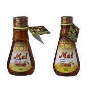 Mel de Abelha Silvestre Sol - Bisnaga de 250gr e 500gr