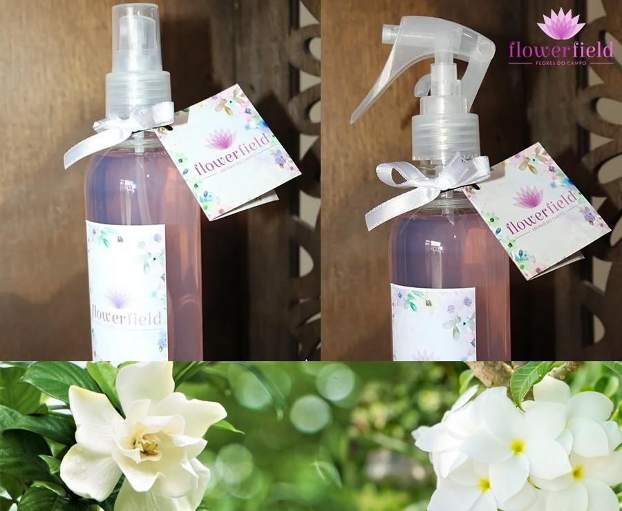 Água Perfumada para Borrifar - Aroma: Gardênia - FlowerField