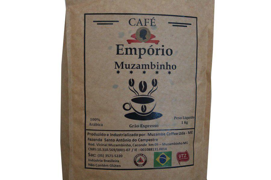 Café Empório Muzambinho Grão Expresso 1Kg