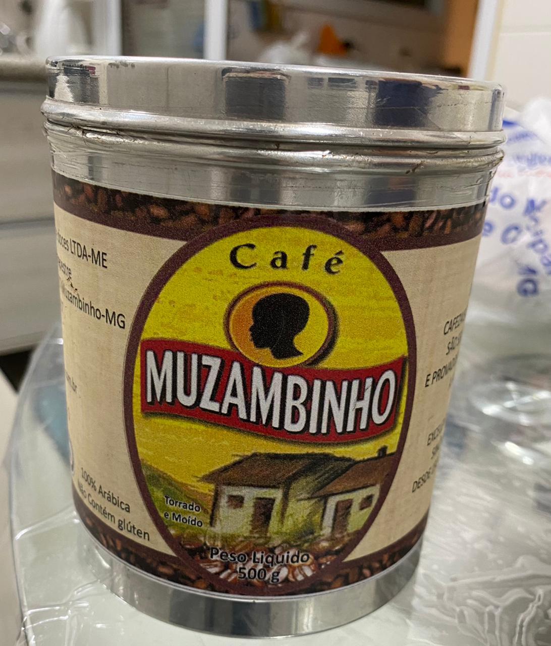 Café Muzambinho Edição Especial Lata 500Gr