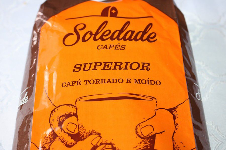 Soledade Cafés Superior 500g - Torrado e Moído