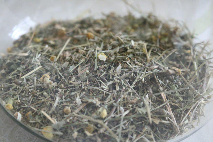 Chá de Ervas Mistas - 50gr - Muzaervas