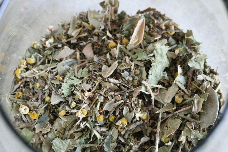 Chá Digestivo - 40gr - Muzaervas