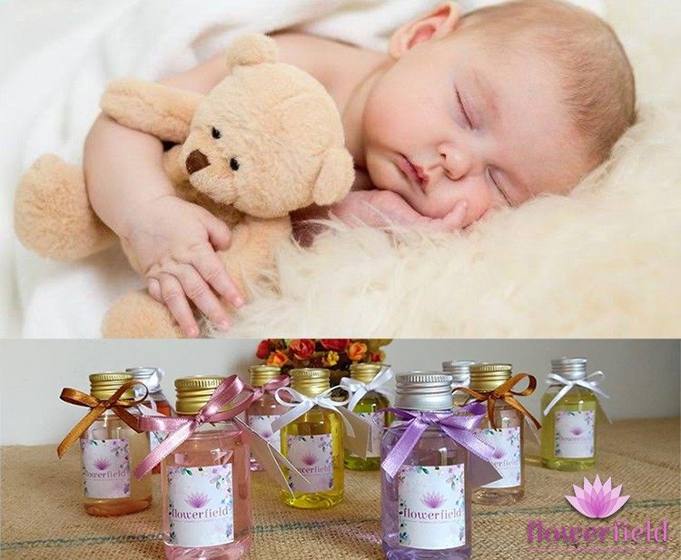 Difusor de Ambiente com Varetas - Aromas Dvs: Infantil - Flowerfield