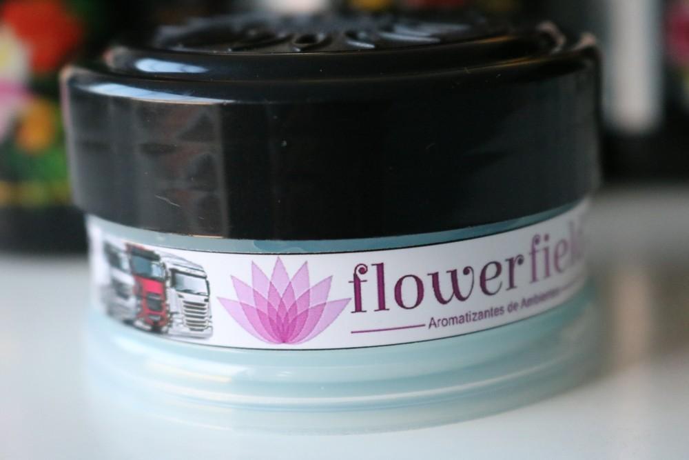 Gel Aromatizado - Linha Caminhoneiro 30g e 50g Aromas Diversos Flowerfield By Fabiana Magalhães