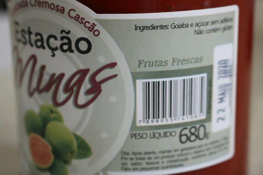 Goiabada Cremosa Estação Minas - 680Gr