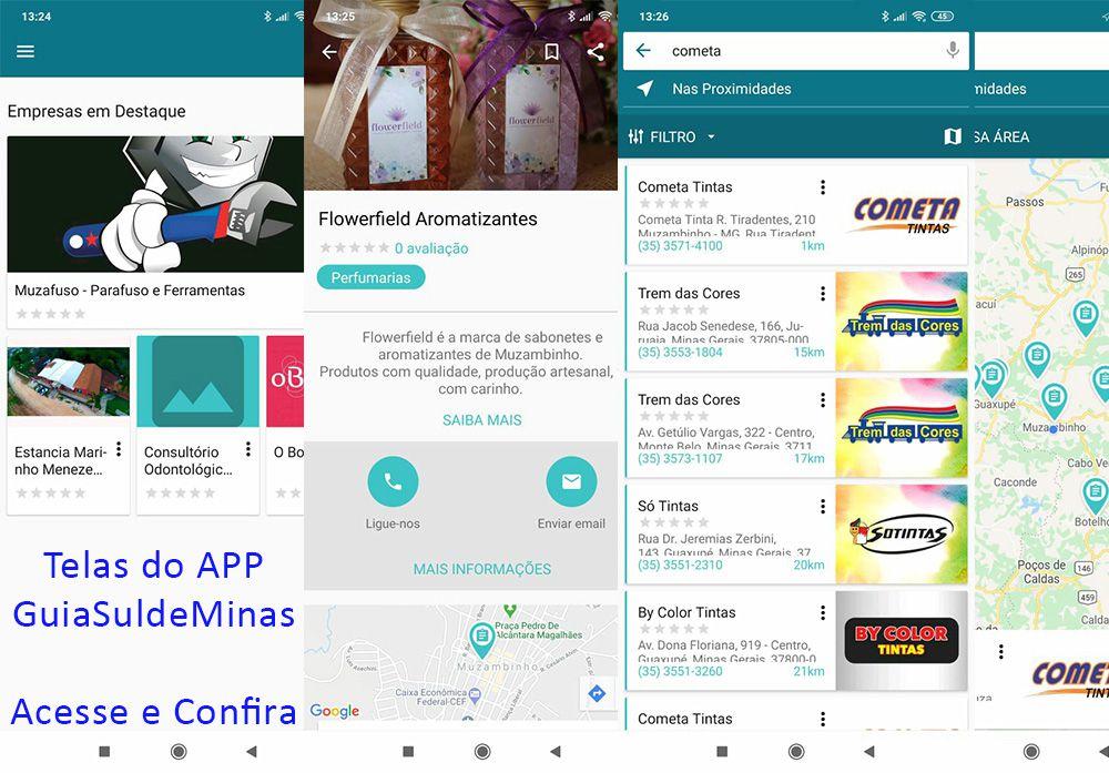 Guia Sul de Minas - Guia Comercial de Empresas e Profissionais