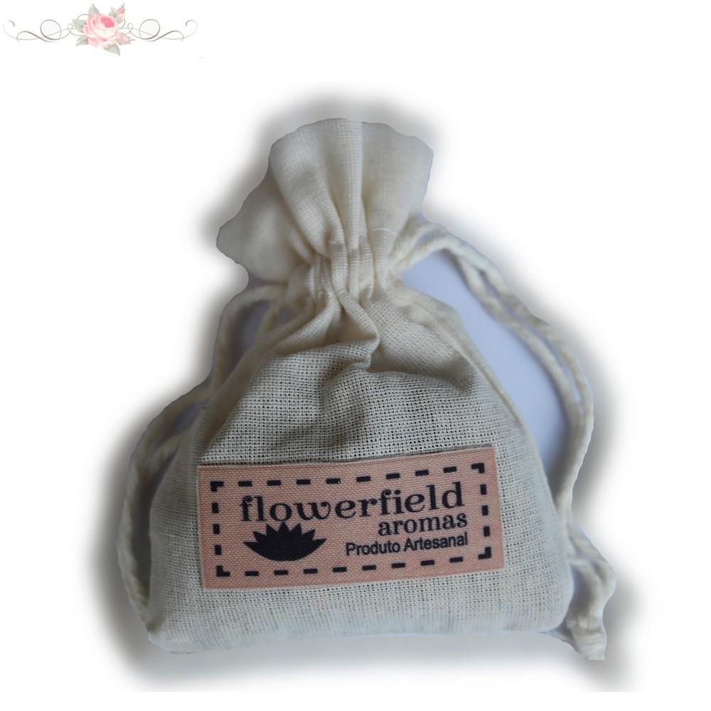 Small Bag Sachê Perfumado para Carros, Gavetas e Cabides - Diversos Aromas FlowerField