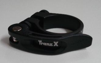 Abraçadeira de Canote Tranz-X com Blocagem  - IBIKES