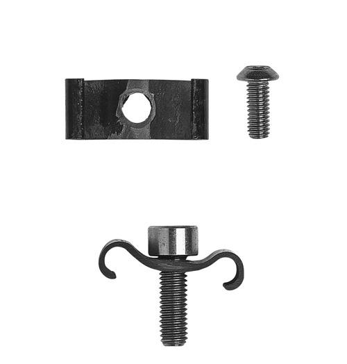 Clip para cabo Ibis Mojo HD, HDR e SLR  - IBIKES