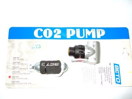 Bomba  de CO2 Pump Beto
