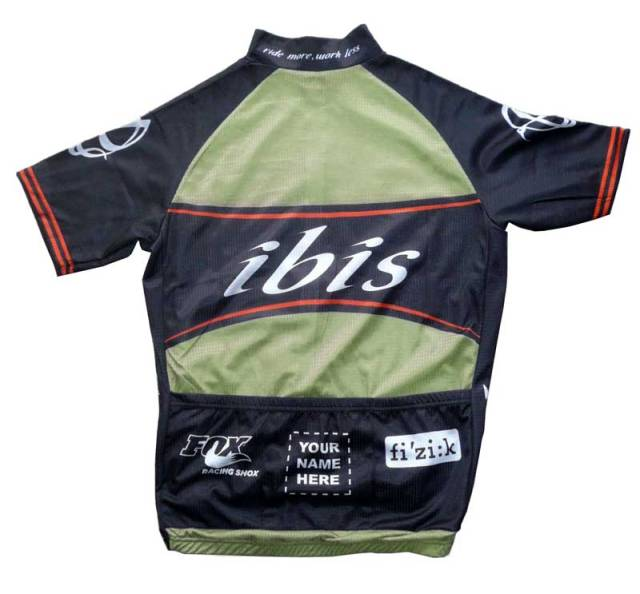 Camiseta para Ciclismo Ibis  - IBIKES
