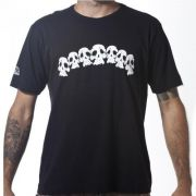 Camiseta Casual Damatta Skull