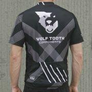 Camiseta de Ciclismo Wolf