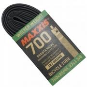 Câmara de Ar Maxxis 700x35/45, 27x1 3/8 48mm