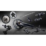 Kit (Grupo) Shimano XT M8100 12v