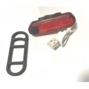 Lanterna Traseira PU54R 60 Lumens