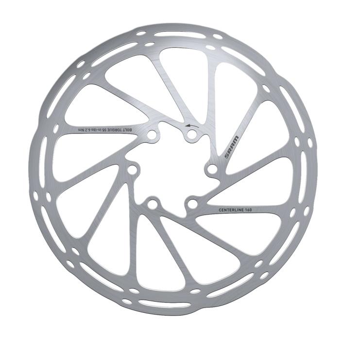 Disco de freio (Rotor) Sram CenterLine