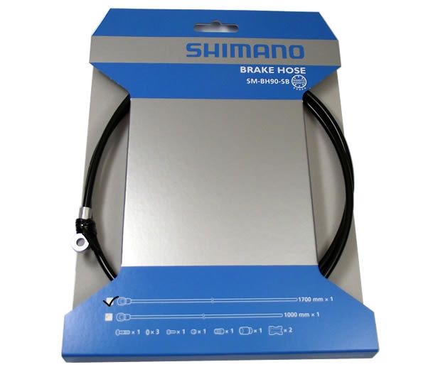 Mangueira de Freio  Shimano SM-BH90-SBM  - IBIKES