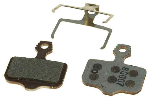 Pastilha Avid Elixir/XO/DB/Lever TL, Level T, Level - Metal ou Organica  - IBIKES