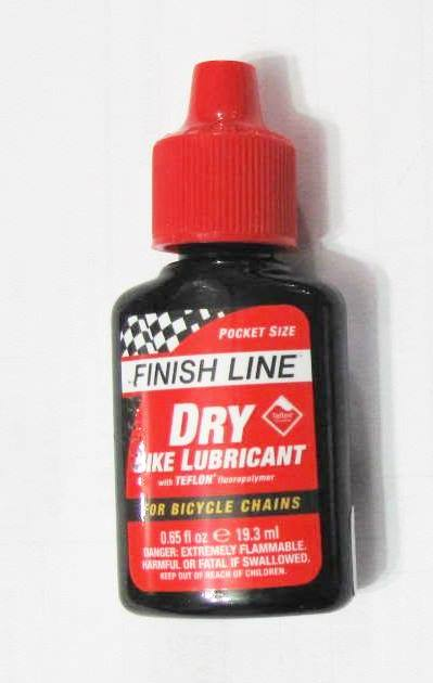 Lubrificante Finish Line Teflon Plus 19,3ml (Seco)